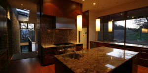 Kitchen Picture Lighting by Ambrose Electric