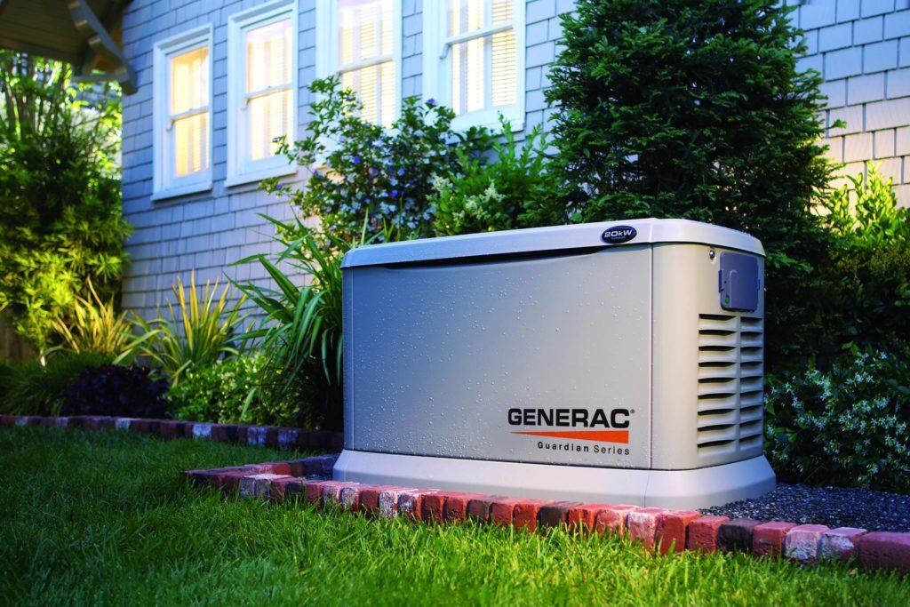 Ambrose Electric Residential Generac Generator