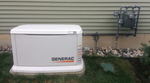 Ambrose Electric Generac Generator