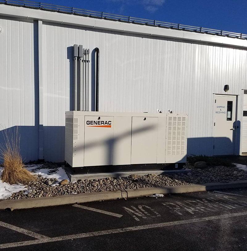 Ambrose Electric Generac Commercial Generator